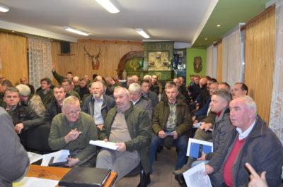 Ustalenia z narady Łowczych kół naszego okręgu.