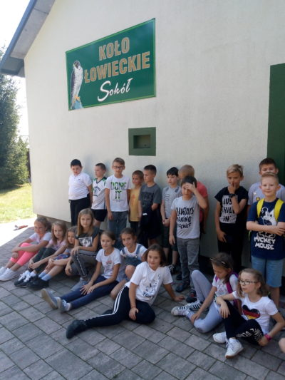 """Piknik w Kole Łowieckim """"SOKÓŁ"""" Nr 25 Zdziłowice  z siedzibą w Krzemieniu II nr 209"""