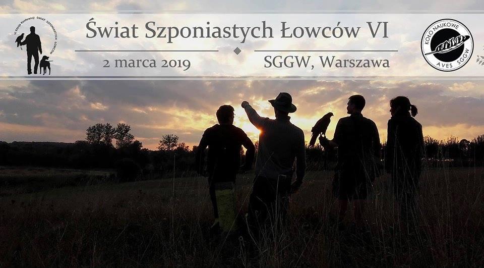 KONFERENCJA ŚWIAT SZPINIASTYCH ŁOWCÓW – 02.03.2019 r. godz. 9.00