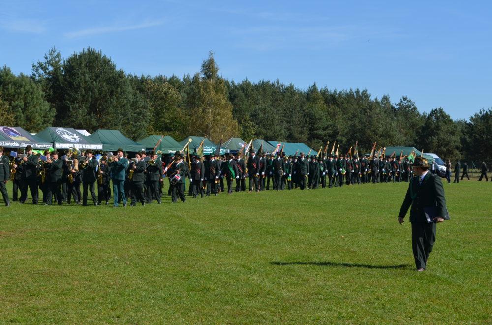 Apel ZO PZŁ w Tarnobrzegu o udział w uroczystościach promujących kulturę łowiecką i obchodach dnia patrona św. Huberta.