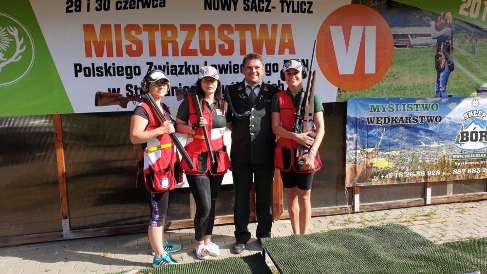 VI Mistrzostwa Strzeleckie Polskiego Związku Łowieckiego Dian, Tylicz 29-30.06.2019 r.