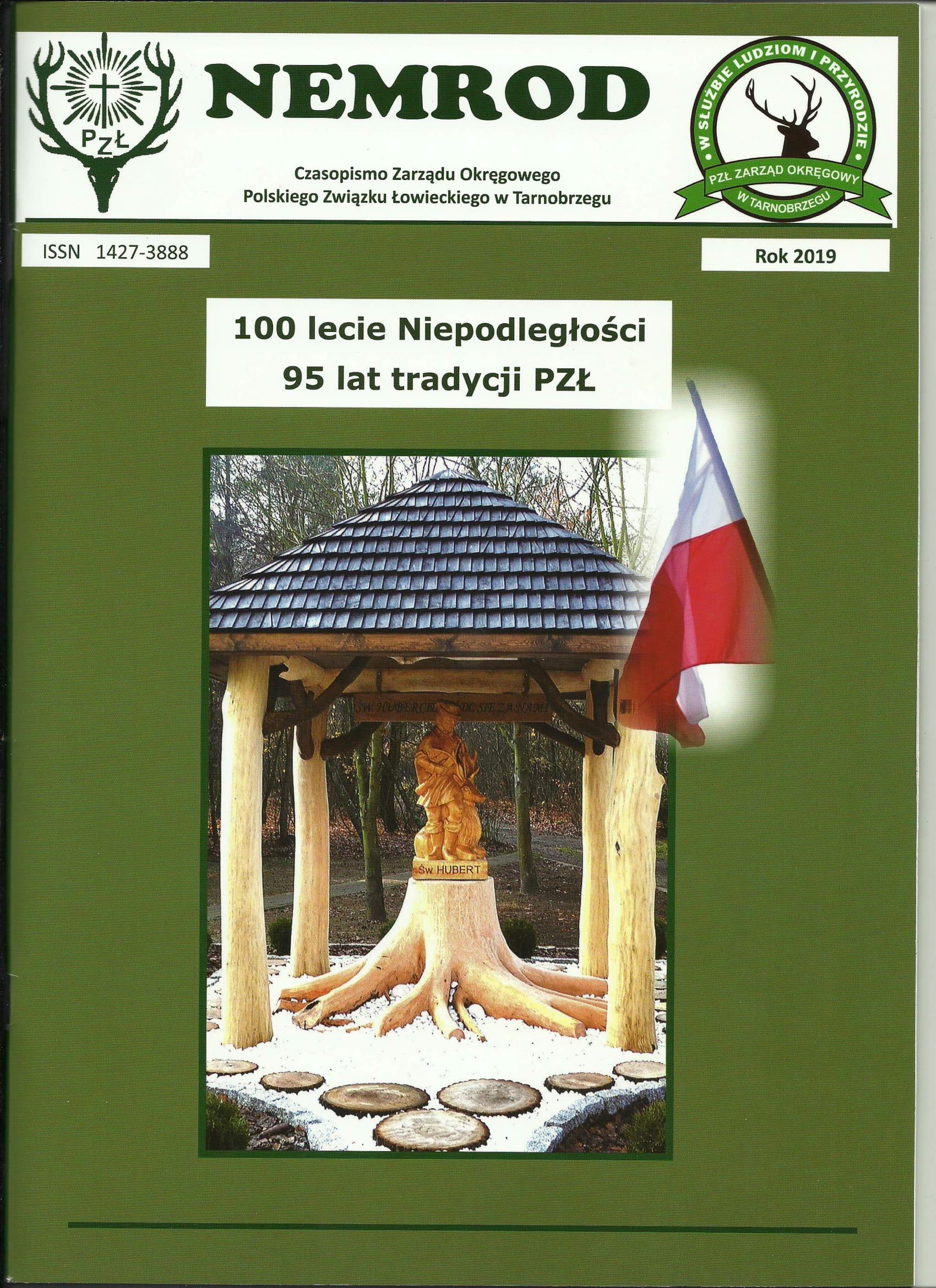 NEMROD – Czasopismo Zarządu Okręgowego PZŁ w Tarnobrzegu.