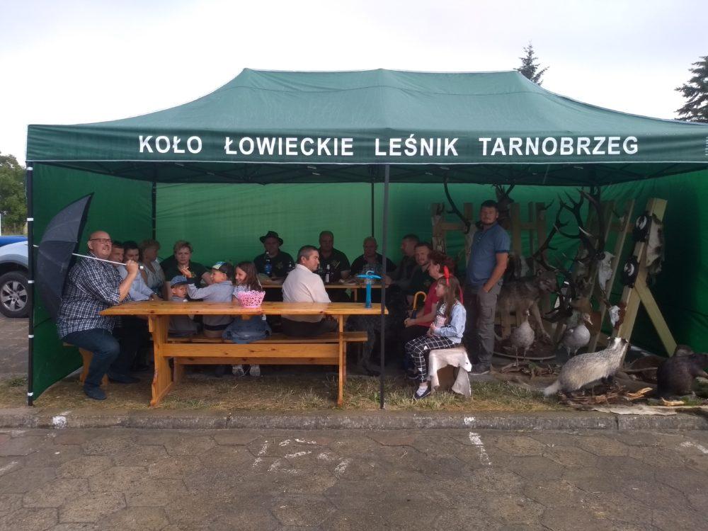 Dni Grębowa z Kołem łowieckim Leśnik Tarnobrzeg 13-14.07.2019 r.