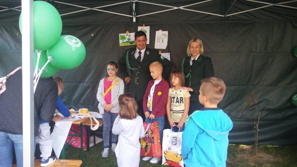 Klub Dian Wadera wraz z KŁ Ludowe Opatów uczestniczyli w 25 leciu WTZ w Zochcinku.
