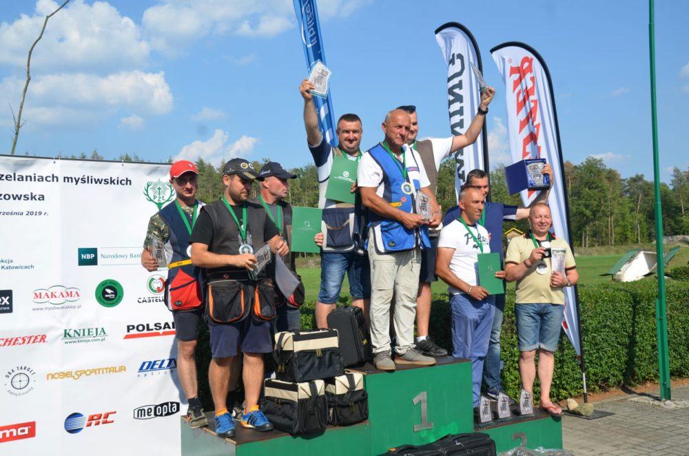 Mistrzostwa PZŁ w Klasie Mistrzowskiej, Opole-2019 r., trzecie miejsce naszej reprezentacji.