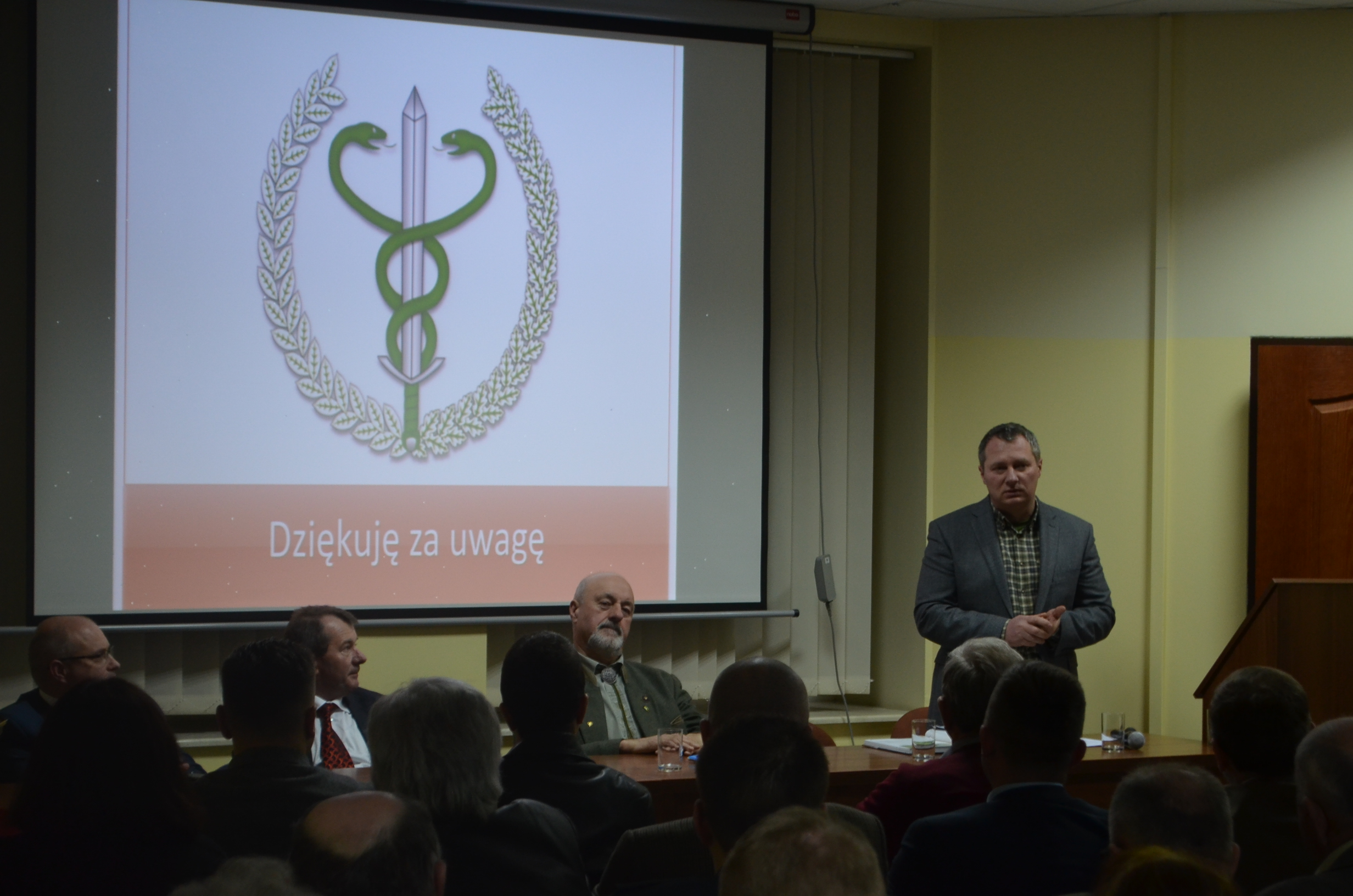 Spotkanie u Powiatowego Lekarza Weterynarii w Opatowie.