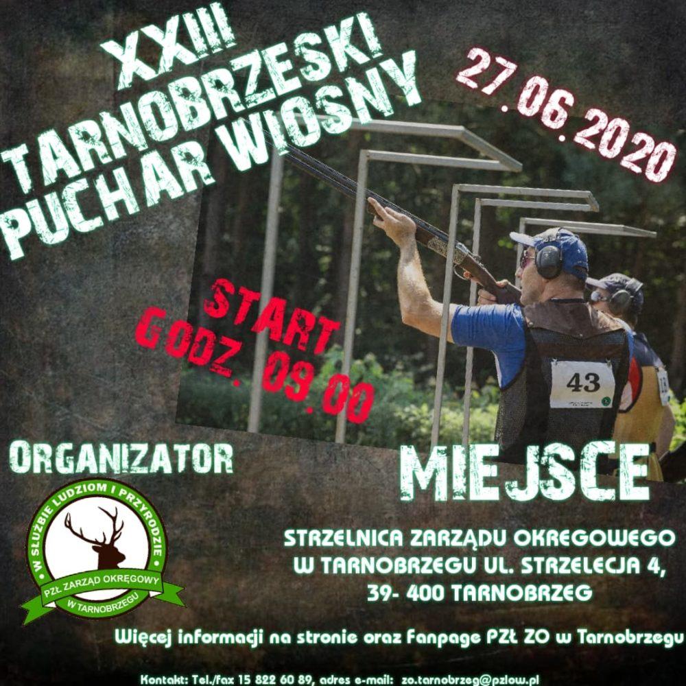 XXIII Tarnobrzeski Puchar Wiosny, 27.06.2020 r.